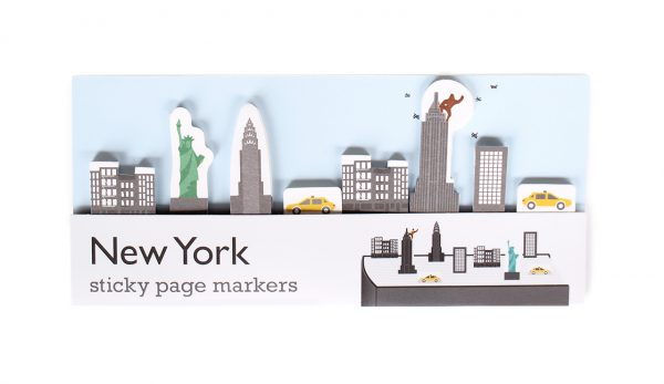 New York Skyline Souvenir