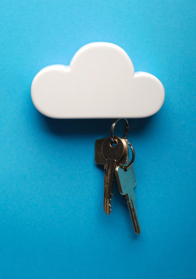 Superb Cloud Keyholder Original Design Ideas