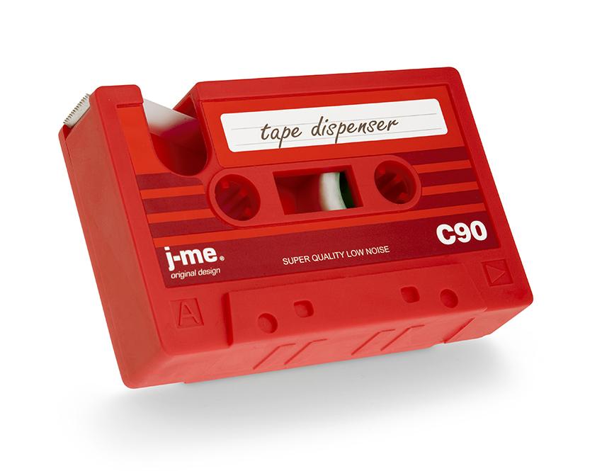 Cassette Tape Dispenser | Stationery | Duncan Shotton ...