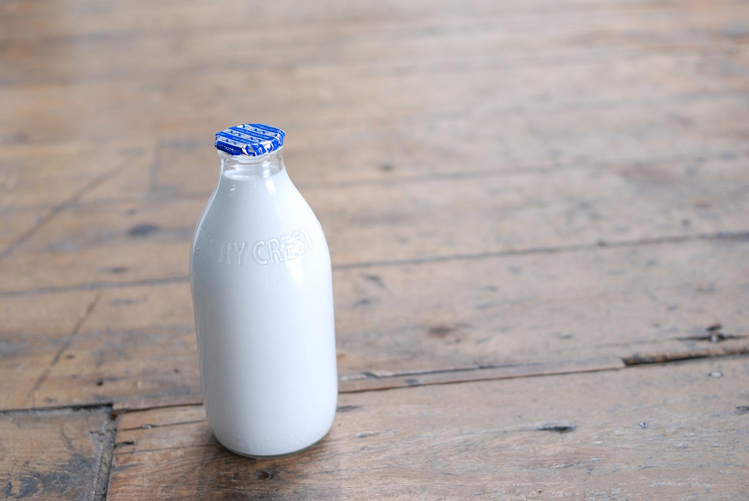 Milk Bottle Doorstop Living Duncan Shotton Design