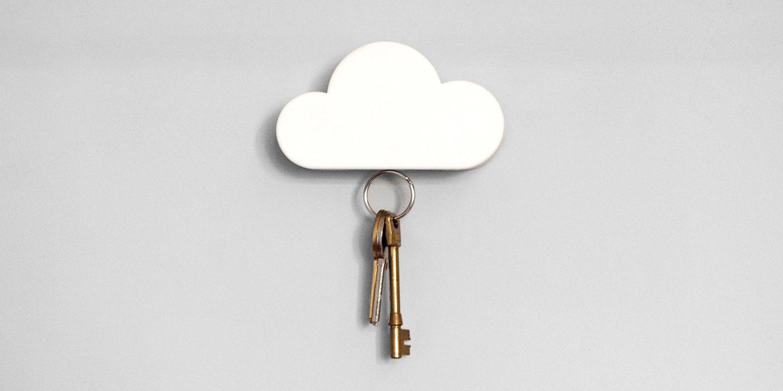 Cloud Key Holder Poetic Key Storage Duncan Shotton