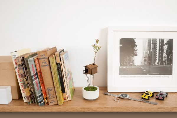 Treehouse Vase - Designer Homeware